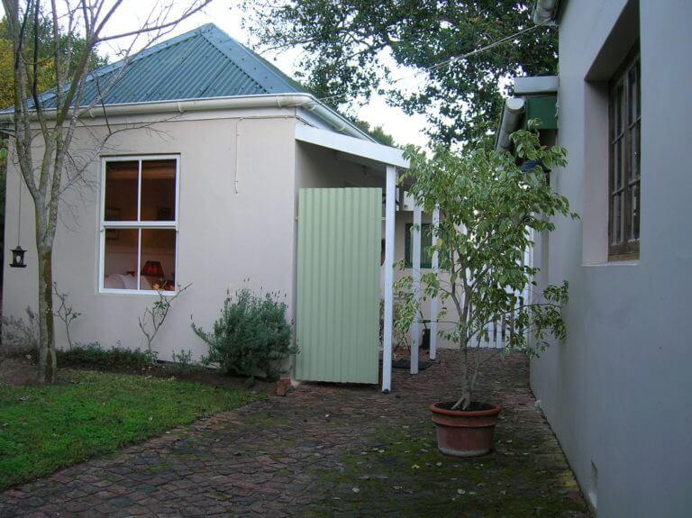 Exterior view of The Garden Room