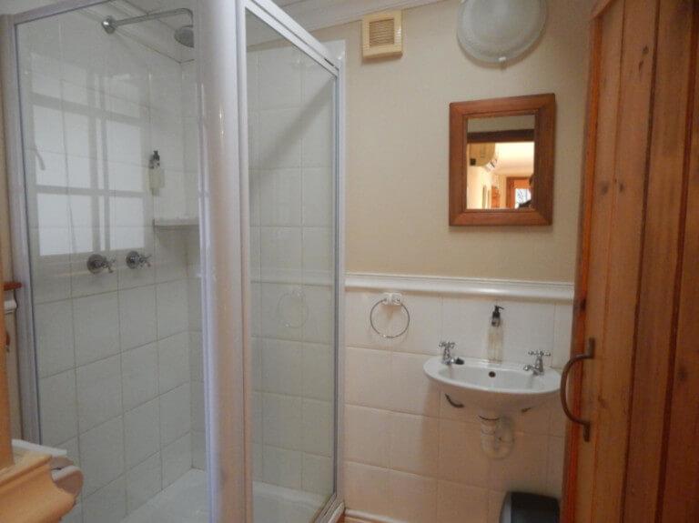 The Tin Room bathroom