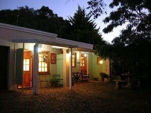 Strelitzia Cottage exterior view